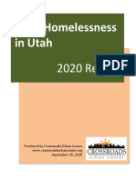 Utah Child Homelessness Report 2020