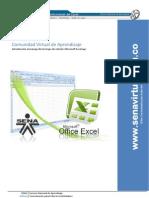 Informacion del Curso Excel  2007 SENA