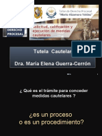 TUTELA CAUTELAR CIVIL.ppt