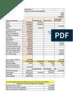 trabajo preparcial contabilidad