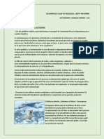 DESARROLLO GUIA 05 BIOLOGIA