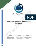 Procedimiento de Promoción y Prevención