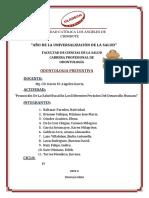 Programación Educativa INFORME SEMANA 4