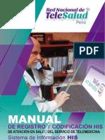 Manual HIS TELESALUD de Estrategias de Salud y Etapas de Vida en el contexto COVID19