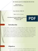 DIAPOSITIVAS  FASE 4-SERVICIO AL CLIENTE