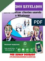 Como fidelizar clientes usando Whatsapp.pdf