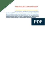 PROPONEMOS ACCIONES PARA MEJORAR NUESTRO ESPACIO URBANO (1).docx