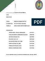 Las Gobernaciones Departamentales.docx