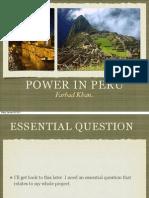 KhanF - Peru