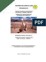 Proyecto Alpacas - EXP TÉCNICO COBERTIZOS.doc