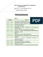 PROGRAMA MODULO III