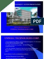 Uniwell BMS Presentation