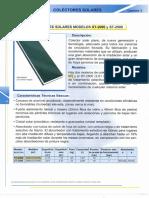 FICHA TECNICA COLECTOR SOLAR MEGASUN.pdf