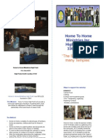 Home to Home Brochure