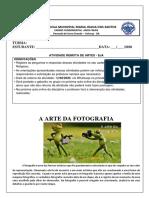 Atividade ARTES _Jailton Alves 05_08_2020