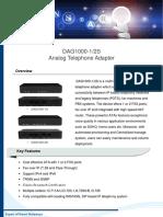 DAG1000-1S2SAnalogTelephoneAdapterDatasheetv1.0.pdf