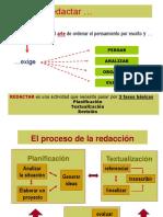 4. Planificacion de la Redaccion