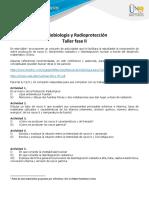 Recomendaciones y respuestas_Taller - Fase 2 -  Fuentes de radiación