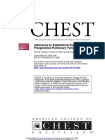 Guias de evaluacion pulmonar perioperatoria
