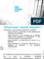 El Analisis Financiero