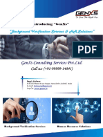 GenXs _Company Profile