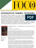 Newsletter Janeiro e Fevereiro