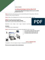 Lesson5-Describingtechnologicaldevices