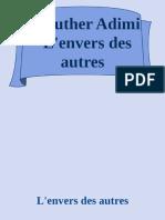 L'envers des autres - Kaouther Adimi.pdf