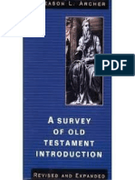 A Survey of Old Testament Introduction. Gleason Archer
