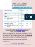00 Malines documents EN overview ICCRS