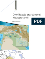 Cywilizacje starożytnej Mezopotamii