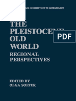 The Pleistocene Old World Regional Perspectives by George C. Frison (auth.), Olga Soffer (eds.) (z-lib.org)