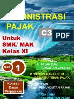 Adm Pajak Kelas XI BAB I.pptx