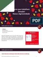 INDICAÇÃO DE LIVRO-EMOÇÕES RAIVA E AGRESSIVIDADEpdf
