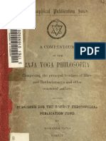 A Compendium of the Raja Yoga Philosophy - Adi Shankaracharya