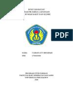 PKL RS dan Klinik