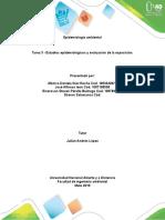 Tarea 3 - Estudios epidemiologicos - consolidado