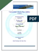 temas III y IV Deodontologia