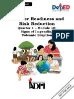 DRRR Q1-Module-16-Signs-of-Impending-Volcanic-Eruption-08082020