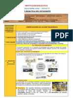 FICHA INFORMATIVA -CIENCIAS SOCIALES-  CUARTO -SEM.21