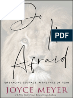 Do It Afraid Embracing Courage in the Face of Fear