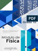 MODULO DE FISICA GRADO 10