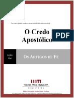 TheApostlesCreed.lesson1.Manuscript.portuguese