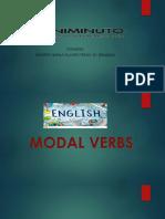 Presentación1 MODAL VERB