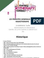 radiotherap clinique