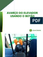 11106-AVANÇO DO ELEVADOR USANDO O BOTÃO