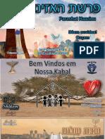 Parashah Ha'Azinu 26/09/2020