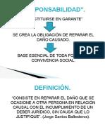 RESPONSABILIDAD PATRIMONIAL DE LA ADMINISTRACIÓN[339]