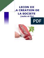 LECON III DROIT DES SOCIETES