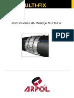 ARPOL MULTI-FIX. Instrucciones de Montaje MULTI-FIX